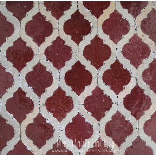 Arabesque Tile 09