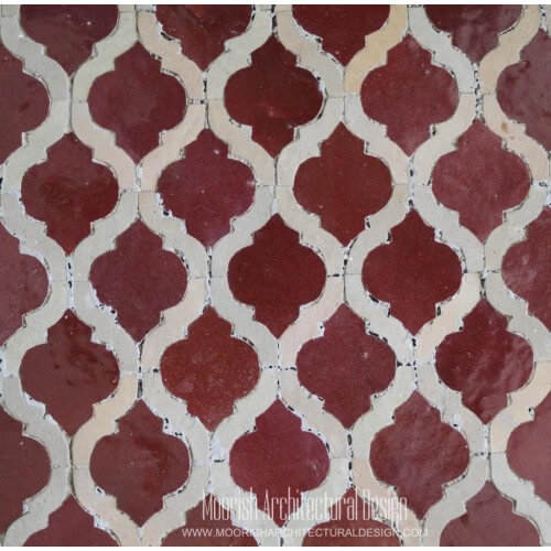 Arabesque Tile 09