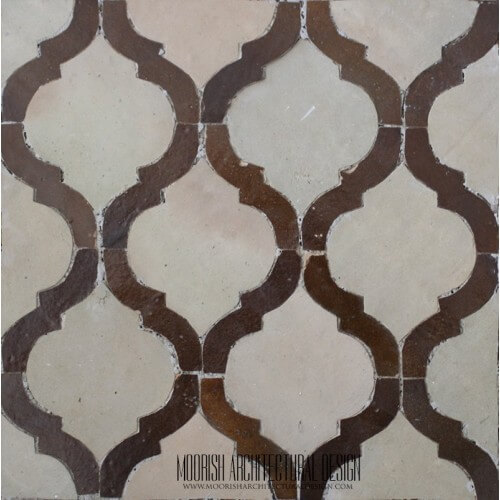 Arabesque Tile 12