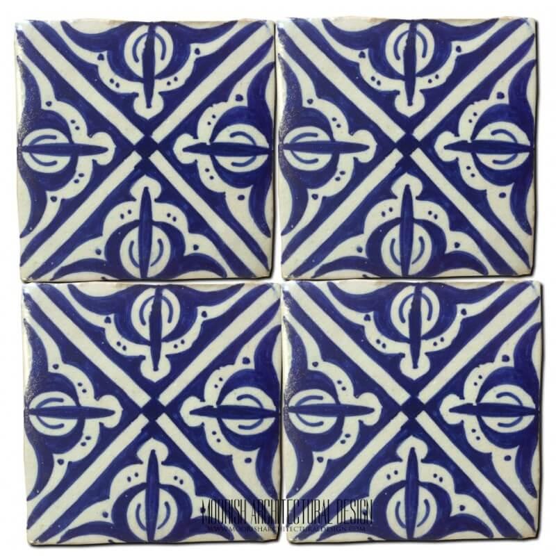 Moroccan Hammam Tile