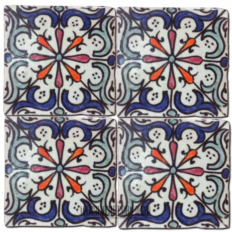 Spanish Kitchen Tile