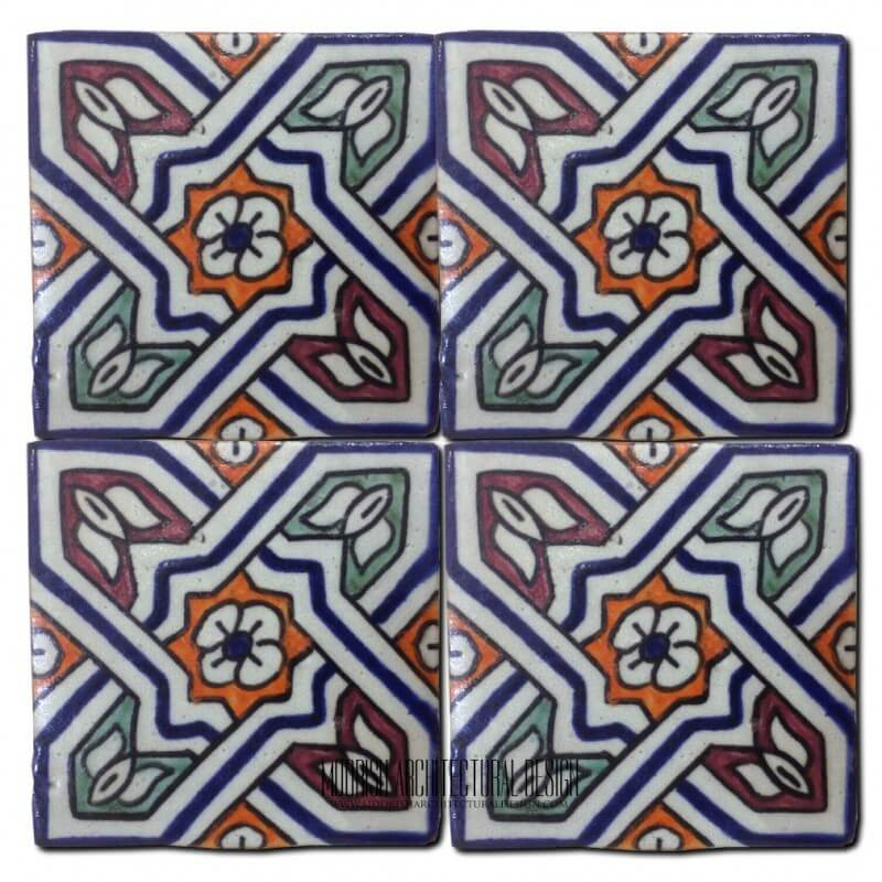 Spanish Ceramic Tile