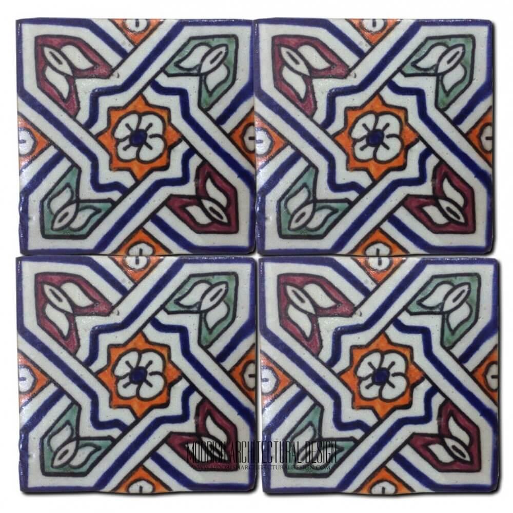 Spanish Ceramic Tile