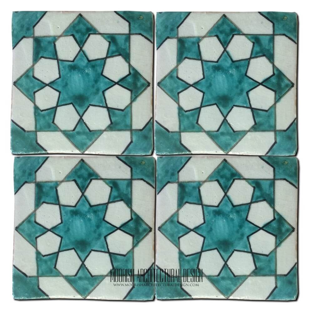 Portuguese Ceramic Pool Tile