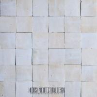 Peach Moroccan Tile