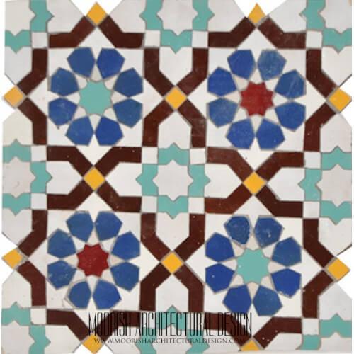 Moroccan Tile 194