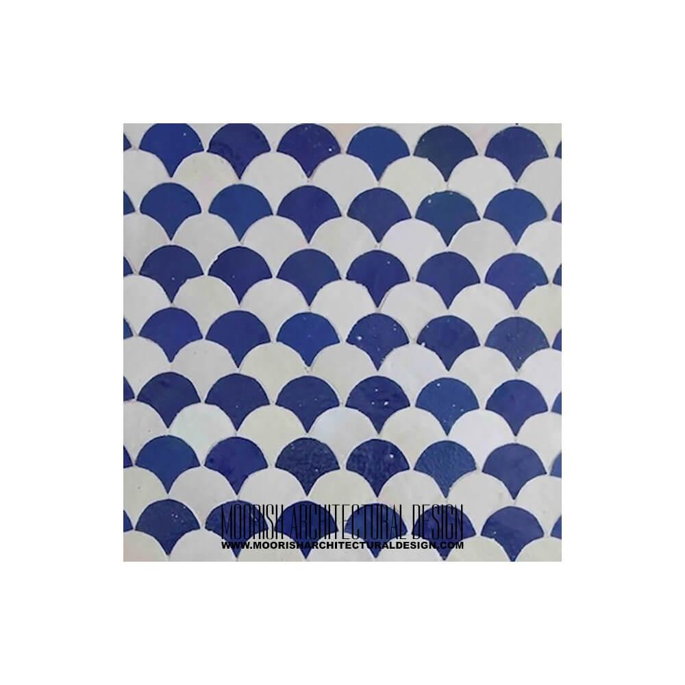 Moroccan Checkerboard Tile Moroccan Tile Backsplash