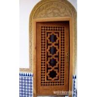 Moroccan Front Door