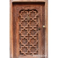 Moorish front Door