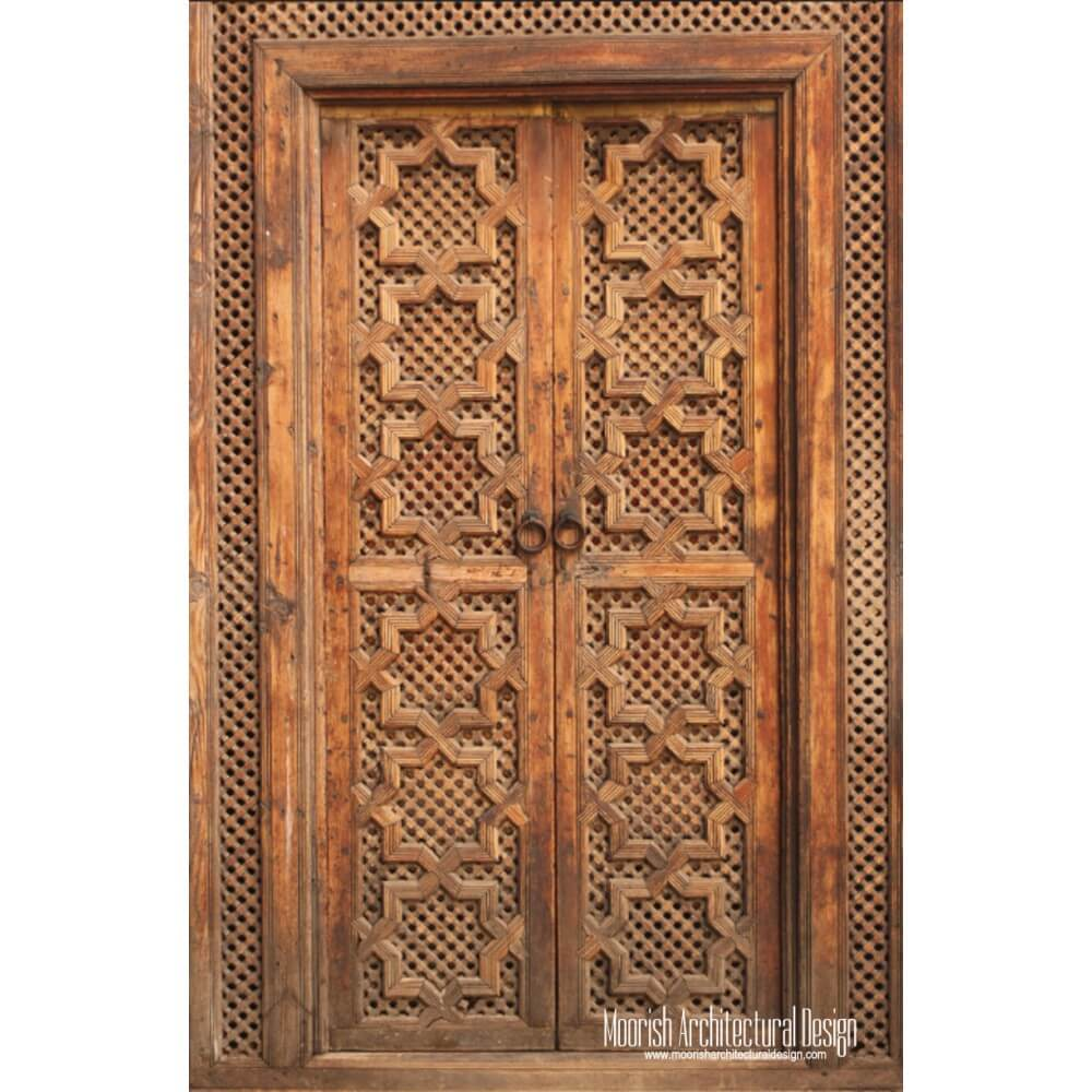 Antique Doors Mediterranean Tuscan Rustic Doors Spanish