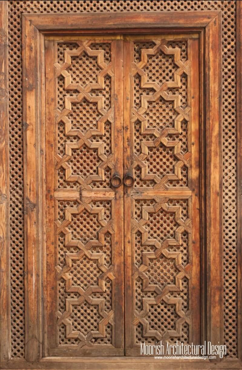 - Antique Doors: Mediterranean Tuscan Rustic Doors - Spanish Front Door