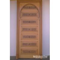 Moroccan style door