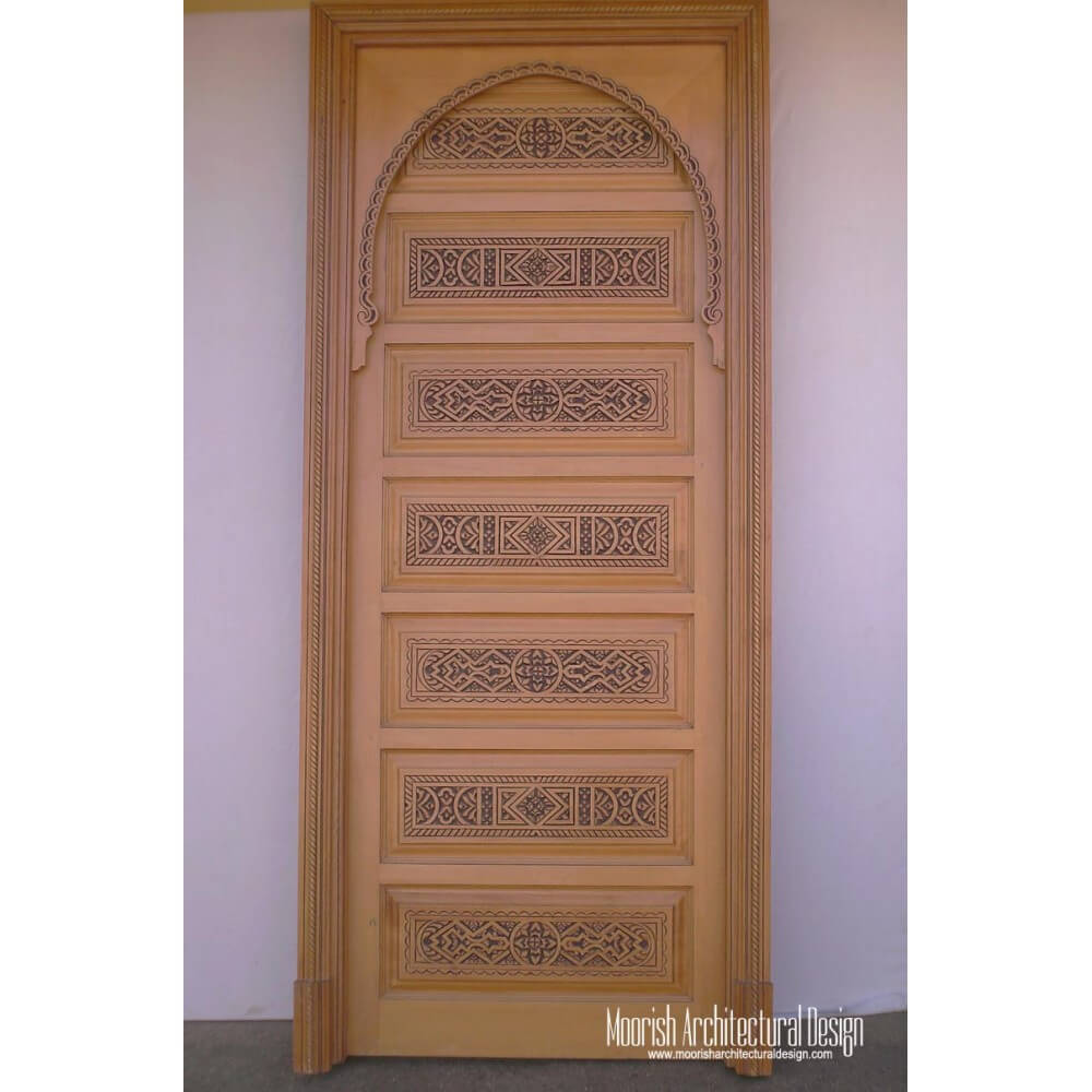 Custom Moorish Doors Spanish Style Doors Moroccan
