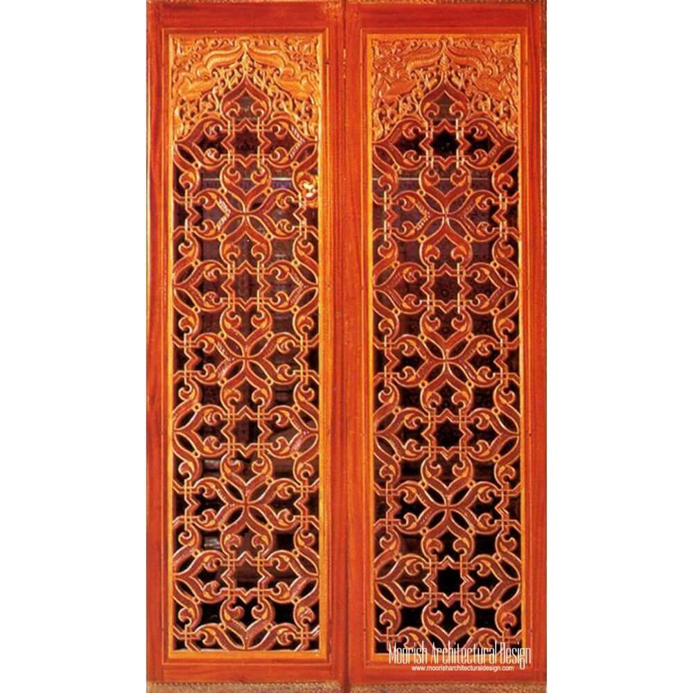 Mediterranean Front Doors Moorish Style Door