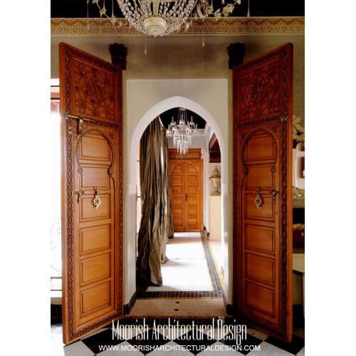Moroccan Door 16