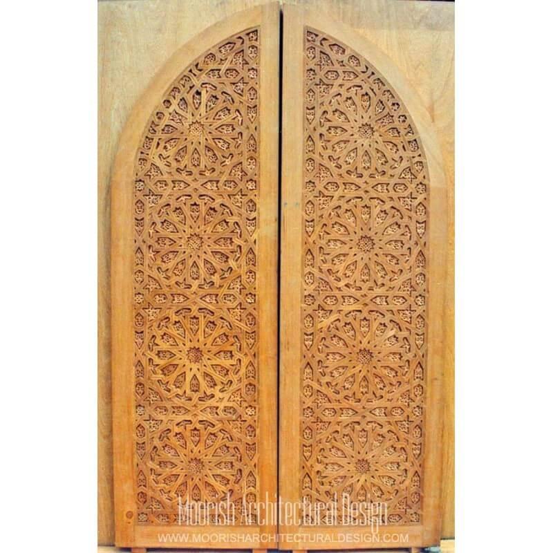 Rustic Moroccan Door