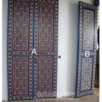 Moroccan Door factory