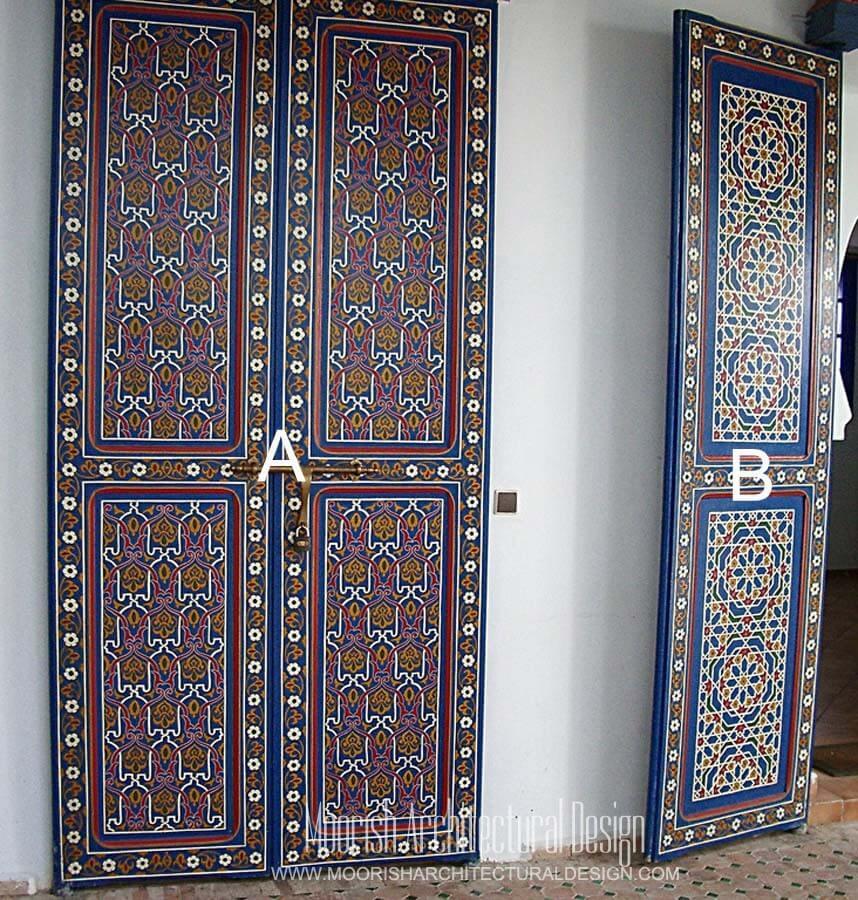 Moorish Architectural Design