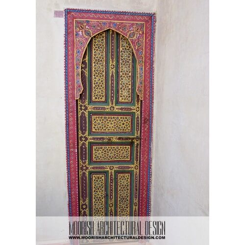 Moroccan Door 26