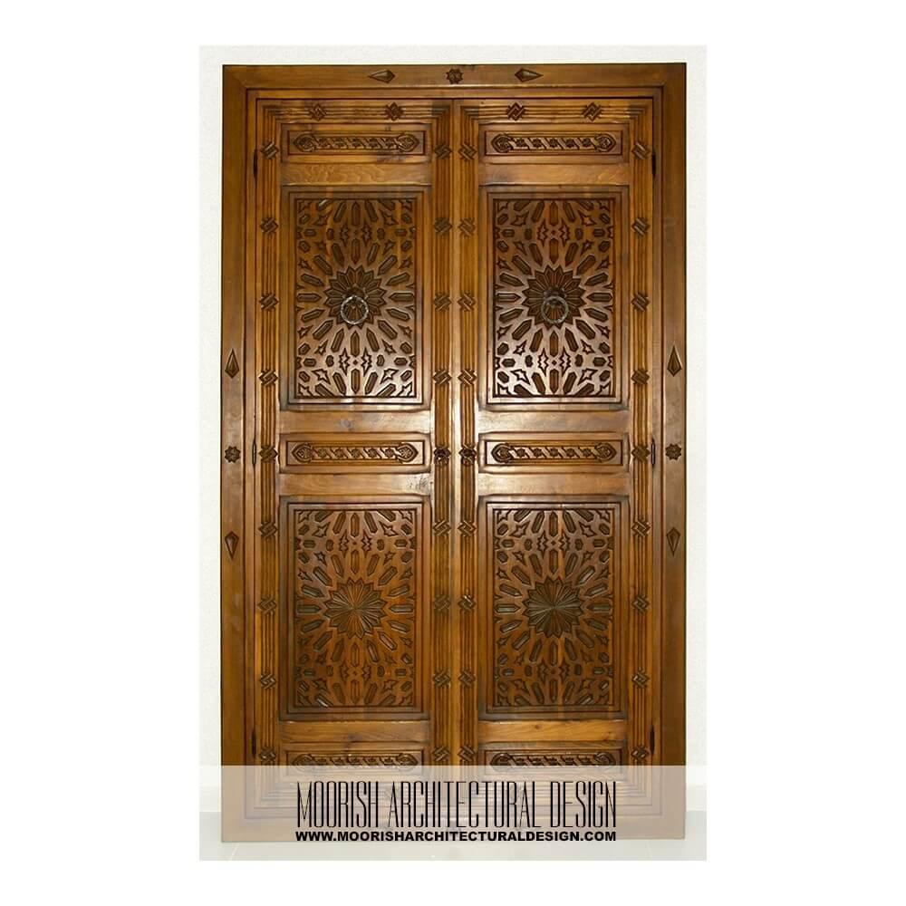 Rustic Doors: Spanish Doors | Moroccan exterior door