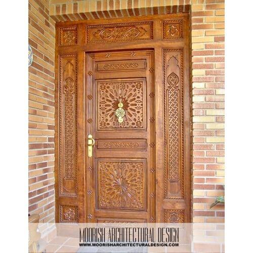 Moroccan Door 30