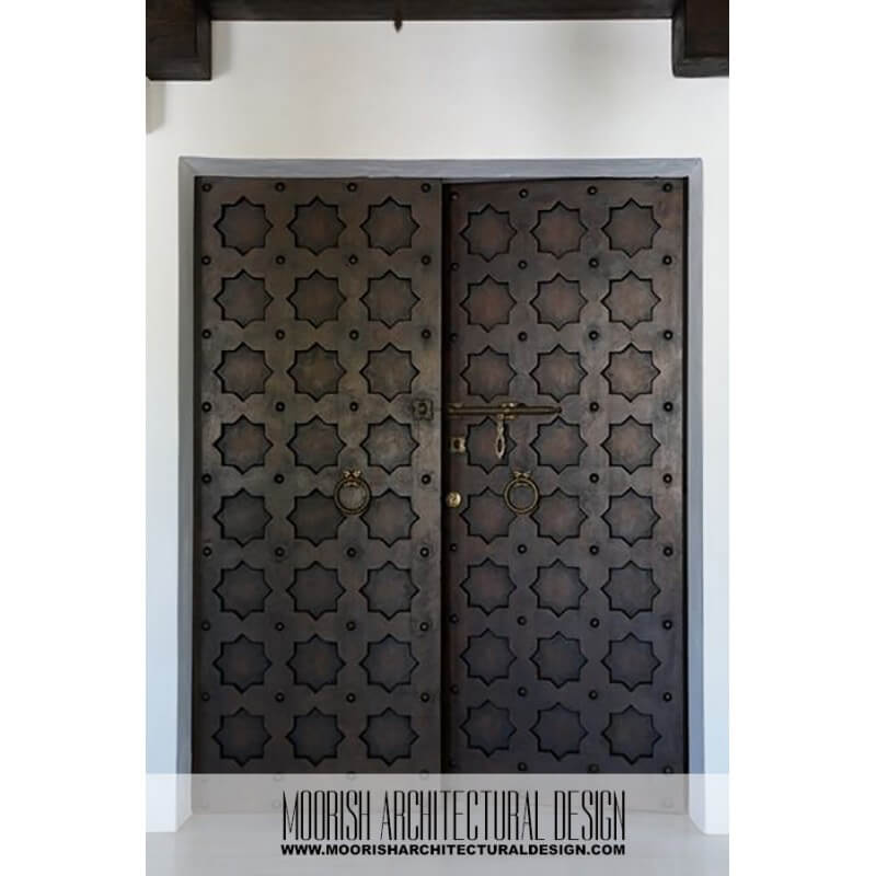 Moroccan Door Supplier