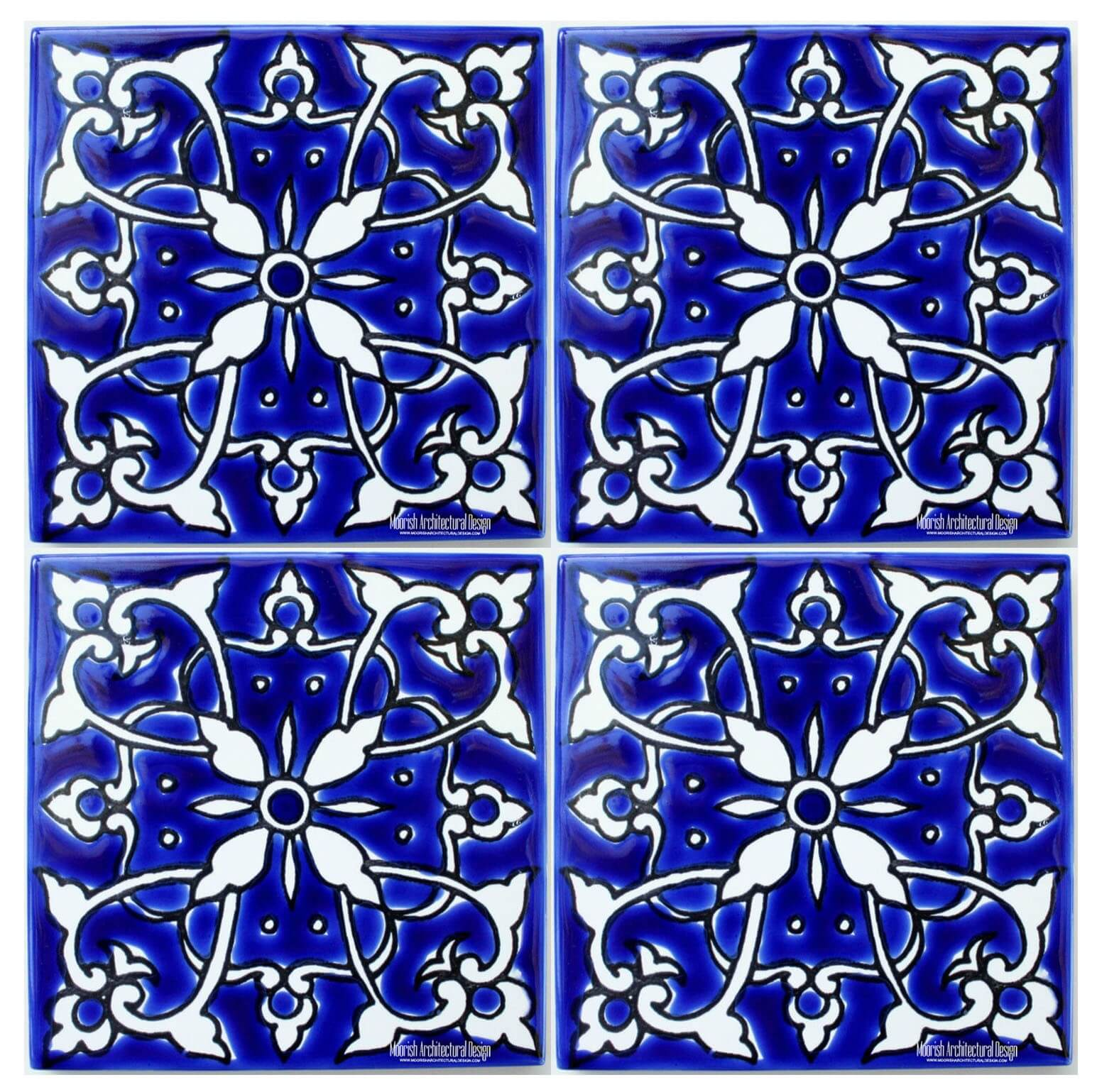 Mediterranean Tiles | Mexican Ceramic Tile | Portuguese Kitchen Tile ...