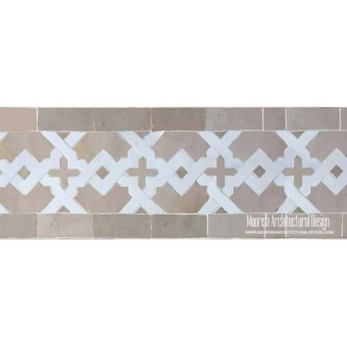 Moroccan Border Tile 85