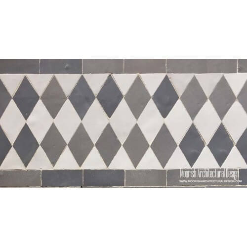 Moroccan Border Tile 101