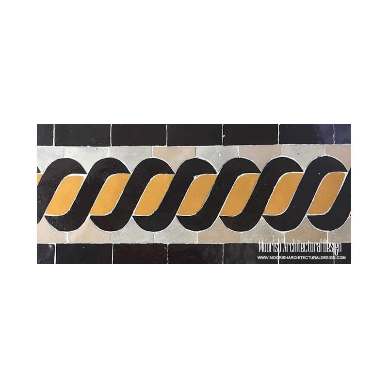 Waterline Tile Design Ideas