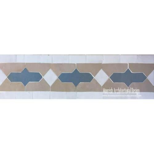 Moroccan Border Tile 120