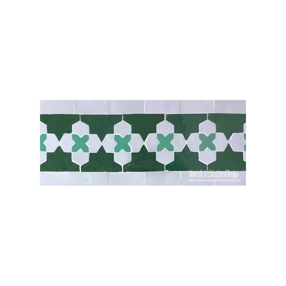 Moroccan Border Tile 121