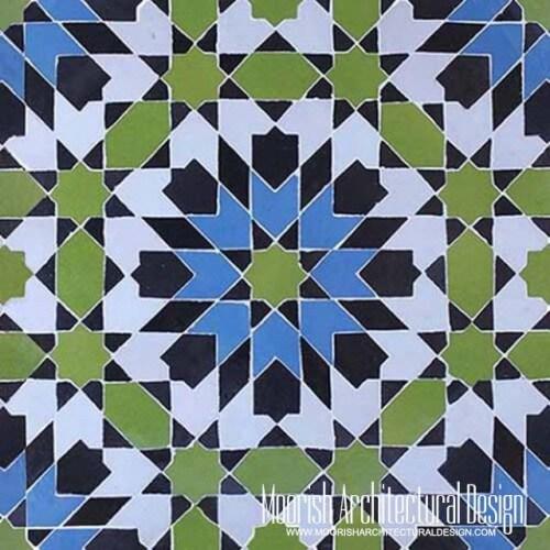 Moroccan Tile 207