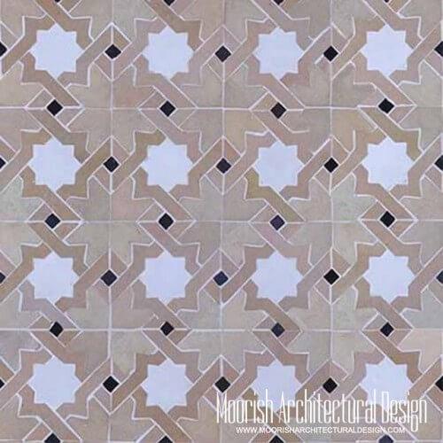 Moroccan Tile 208