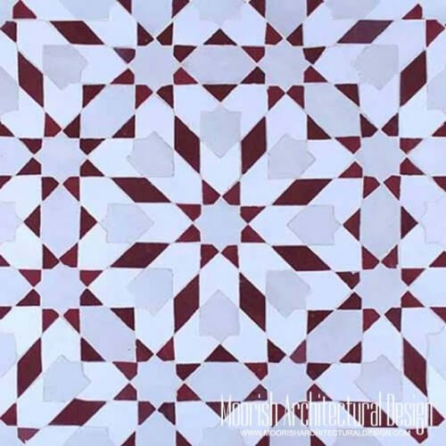 Moroccan Tile 210