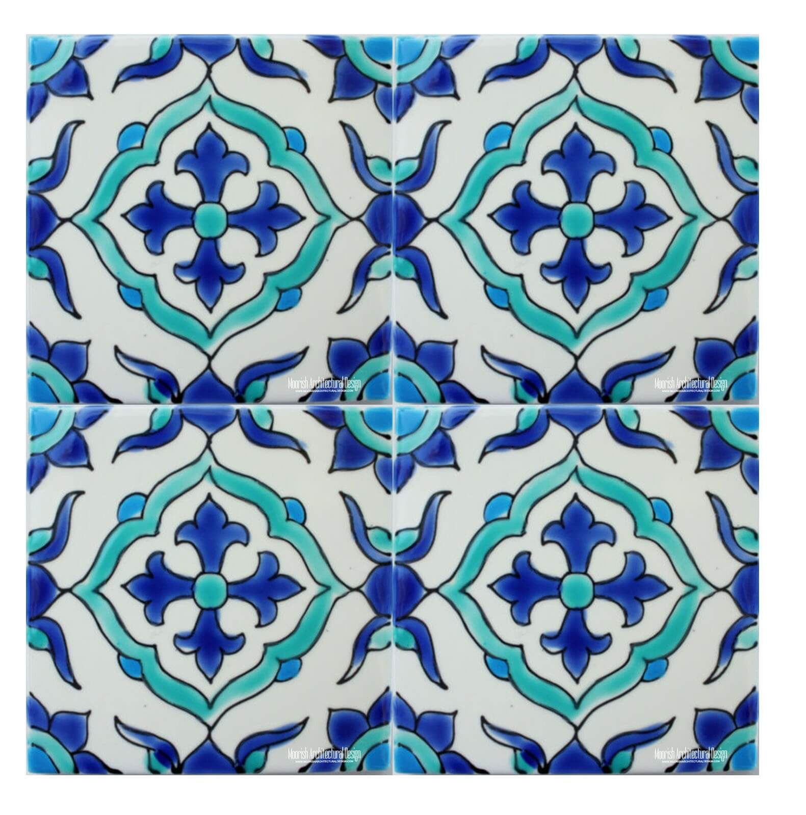 Mediterranean Ceramic Tiles | Mexican Kitchen Tile | Portuguese ...