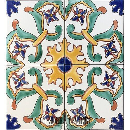 Alcazaba Tile