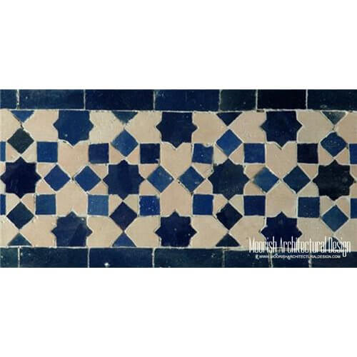 Moroccan Border Tile 01