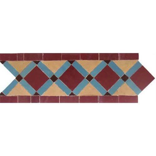 Moroccan Border Tile 42