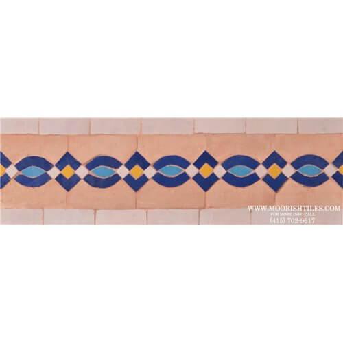 Moroccan Border Tile 56
