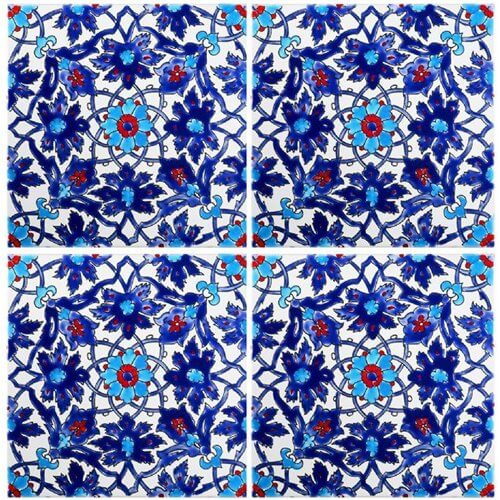 Iznik Tile New York