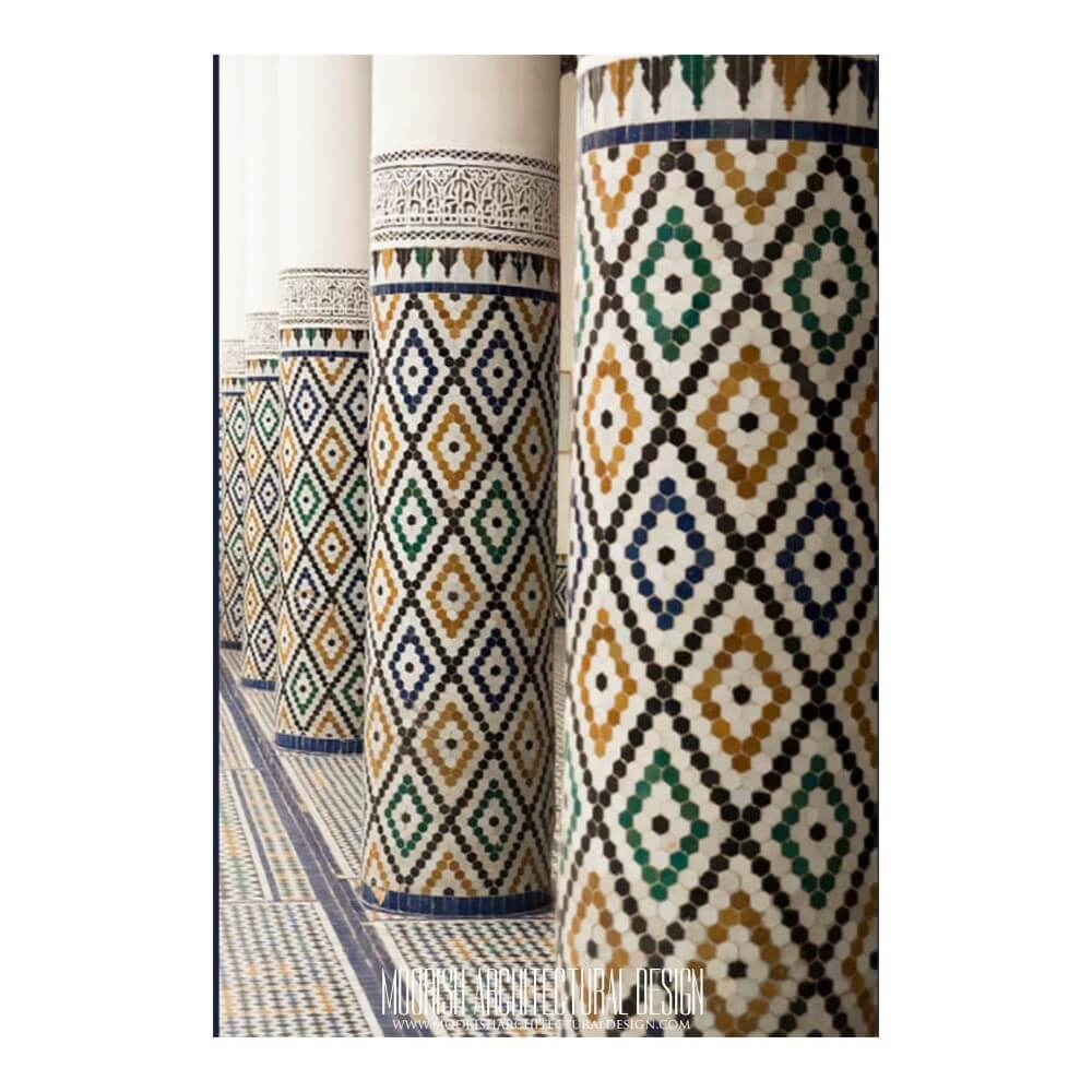 Moroccan Columns