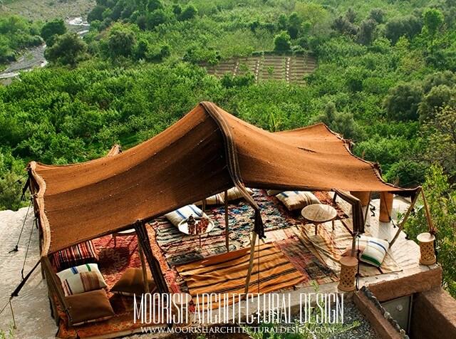 & Bedouin Tents Manufacturer Dubai - Buy Moroccan Tent