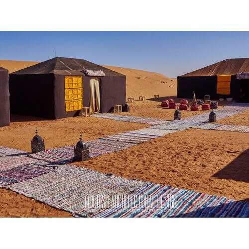 Bedouin Camp Tent