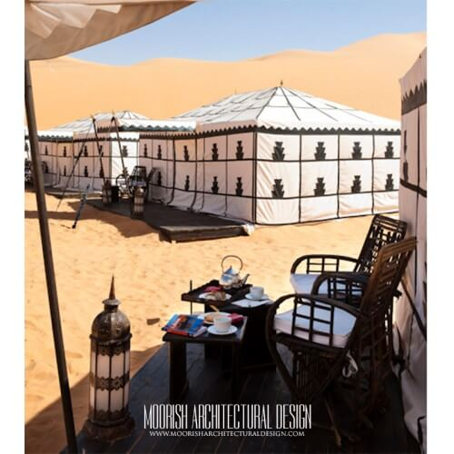 Moroccan Party Tent 04