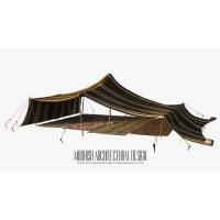Arabian desert Tent