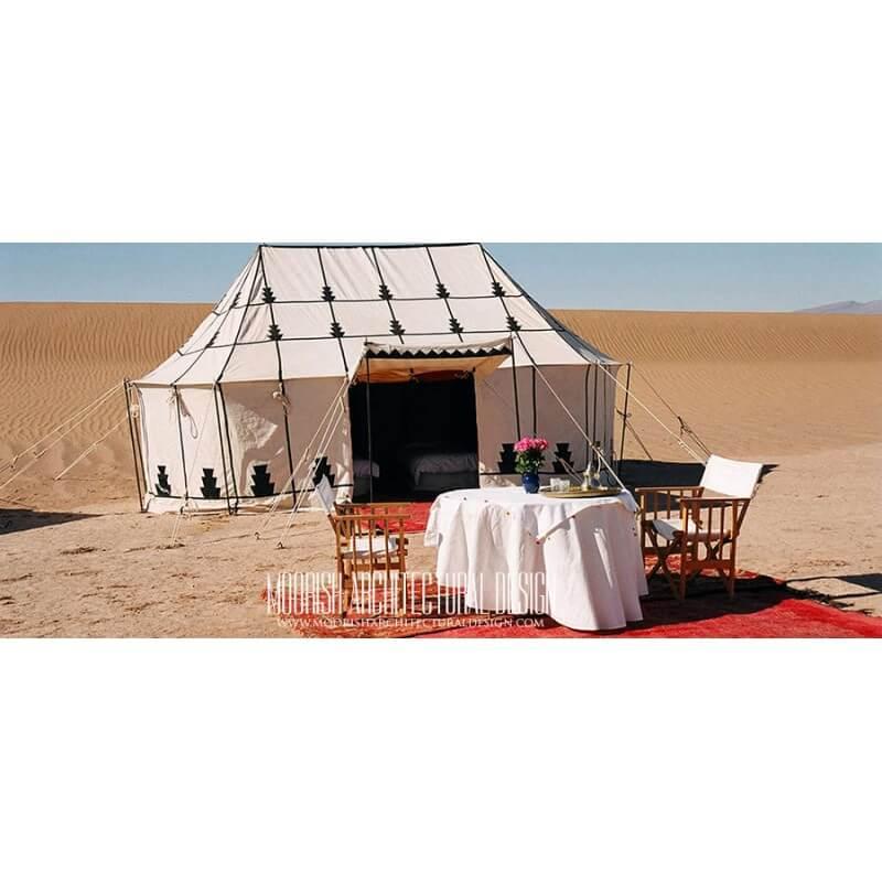 Moroccan Safari tent
