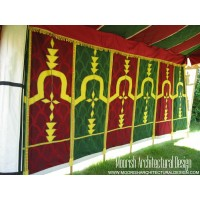 Moroccan Marquee Wedding Tent