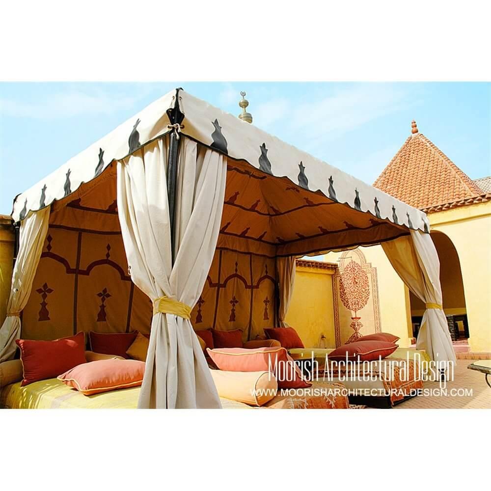 Arabian Beach Tent Moroccan Garden Tent Moroccan