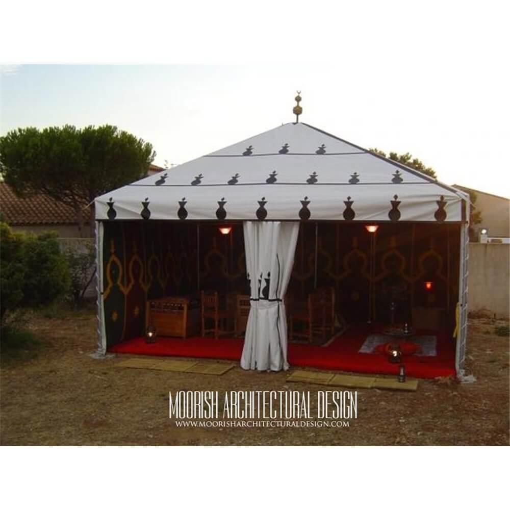 Moroccan Garden Gazebo Tent ...